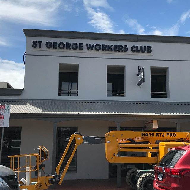 St Georges Workers Club Geelong