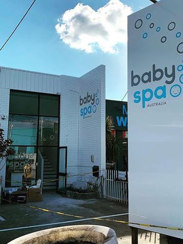 Baby Spa Building Signage Melbourne.jpg