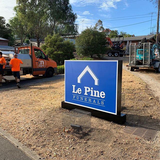 Le Pine Funerals