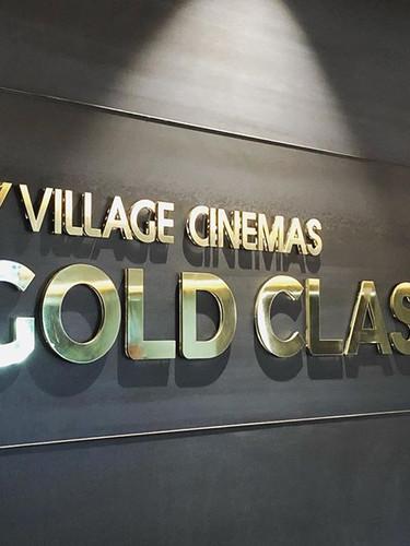 Village Cinemas Gold Class