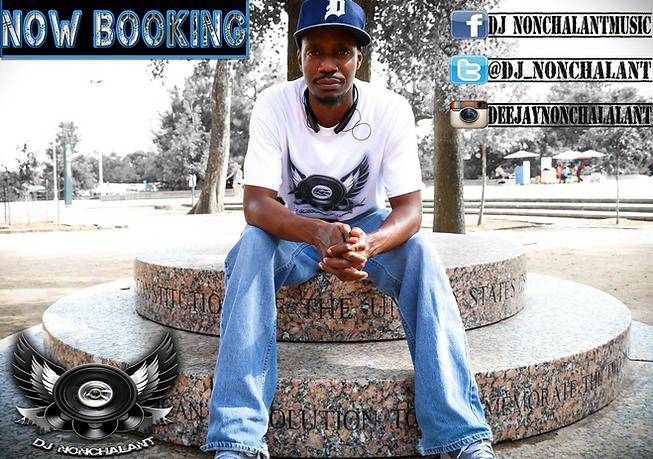 Social media, DJ NonChalant Profile Pic.