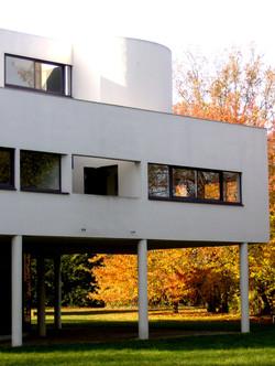 Villa Savoye - Poissy - França