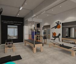 Espaço + Pilates - Centro
