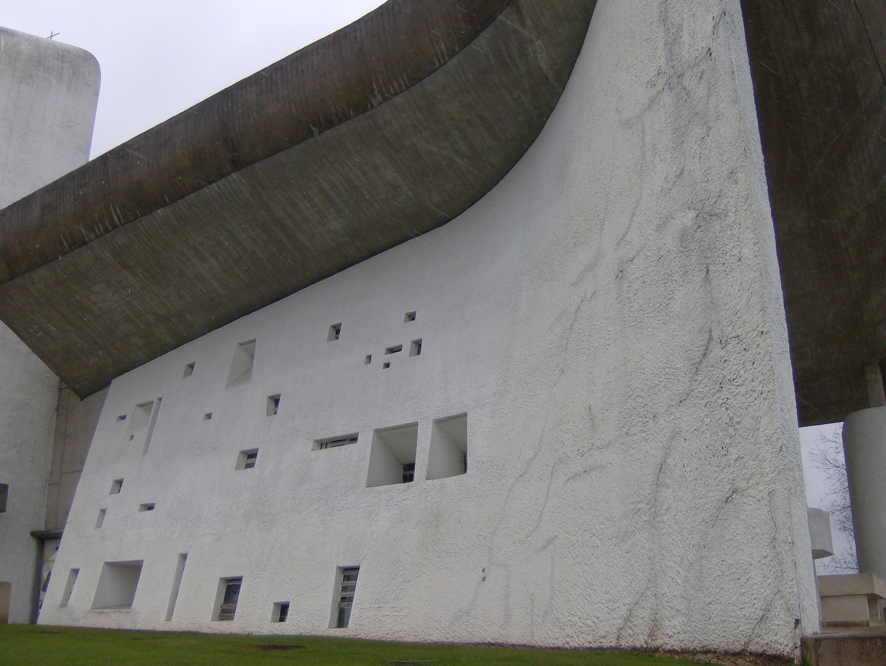 Chapelle Notre-Dame-du-Haut - França