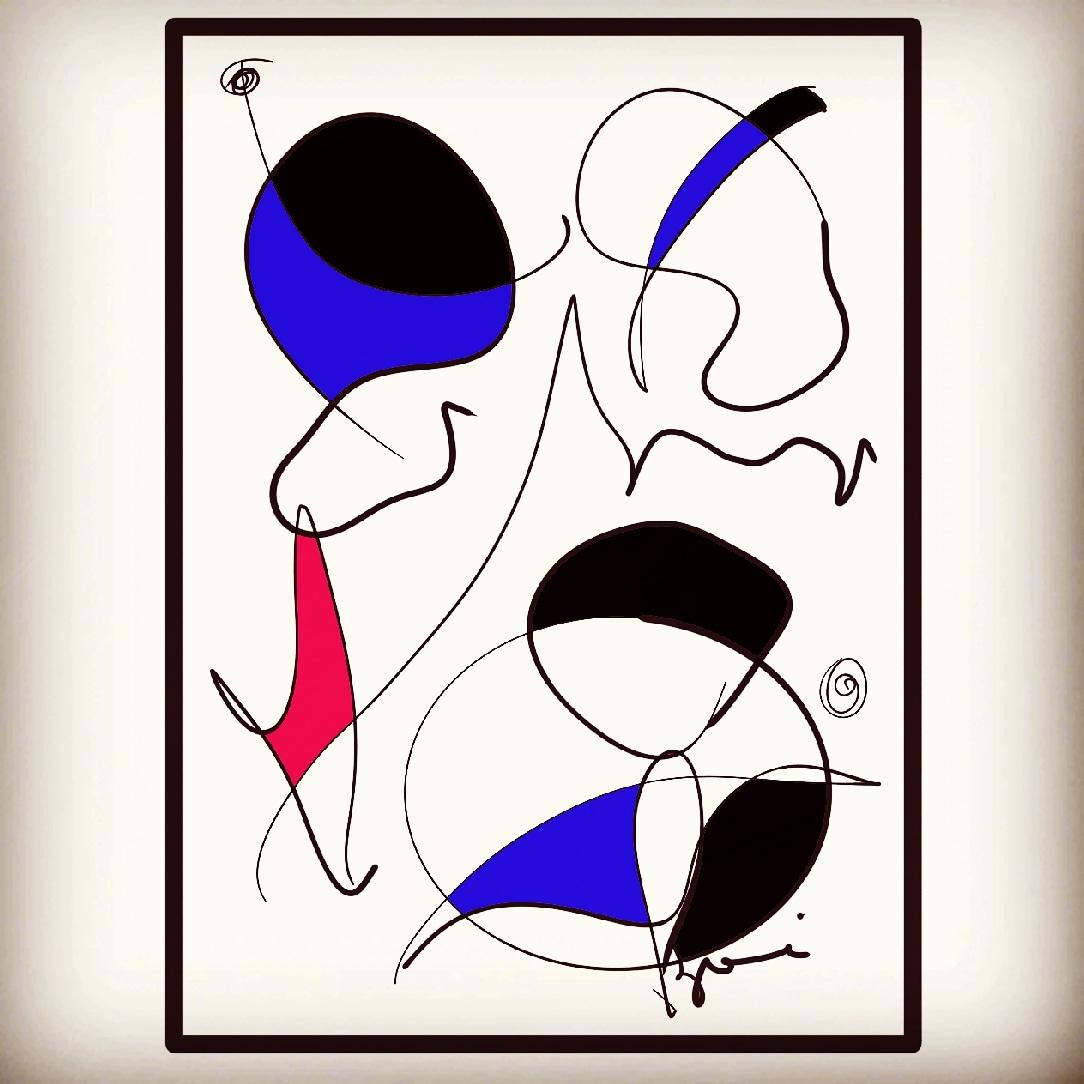 Serie: Amo Miró