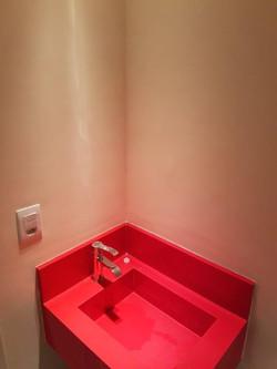 lavabo íntimo!