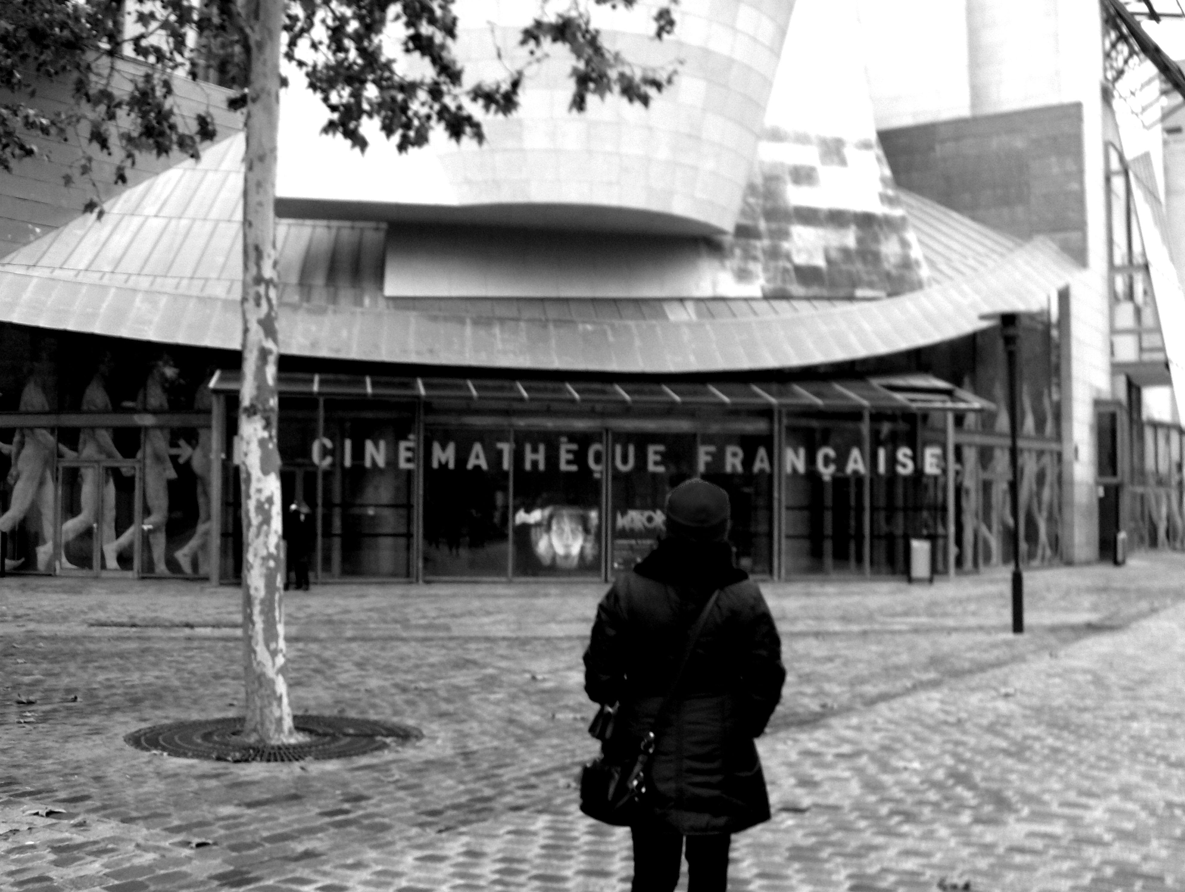 LE MUSÉE DE LA CINÉMATHÈQUE