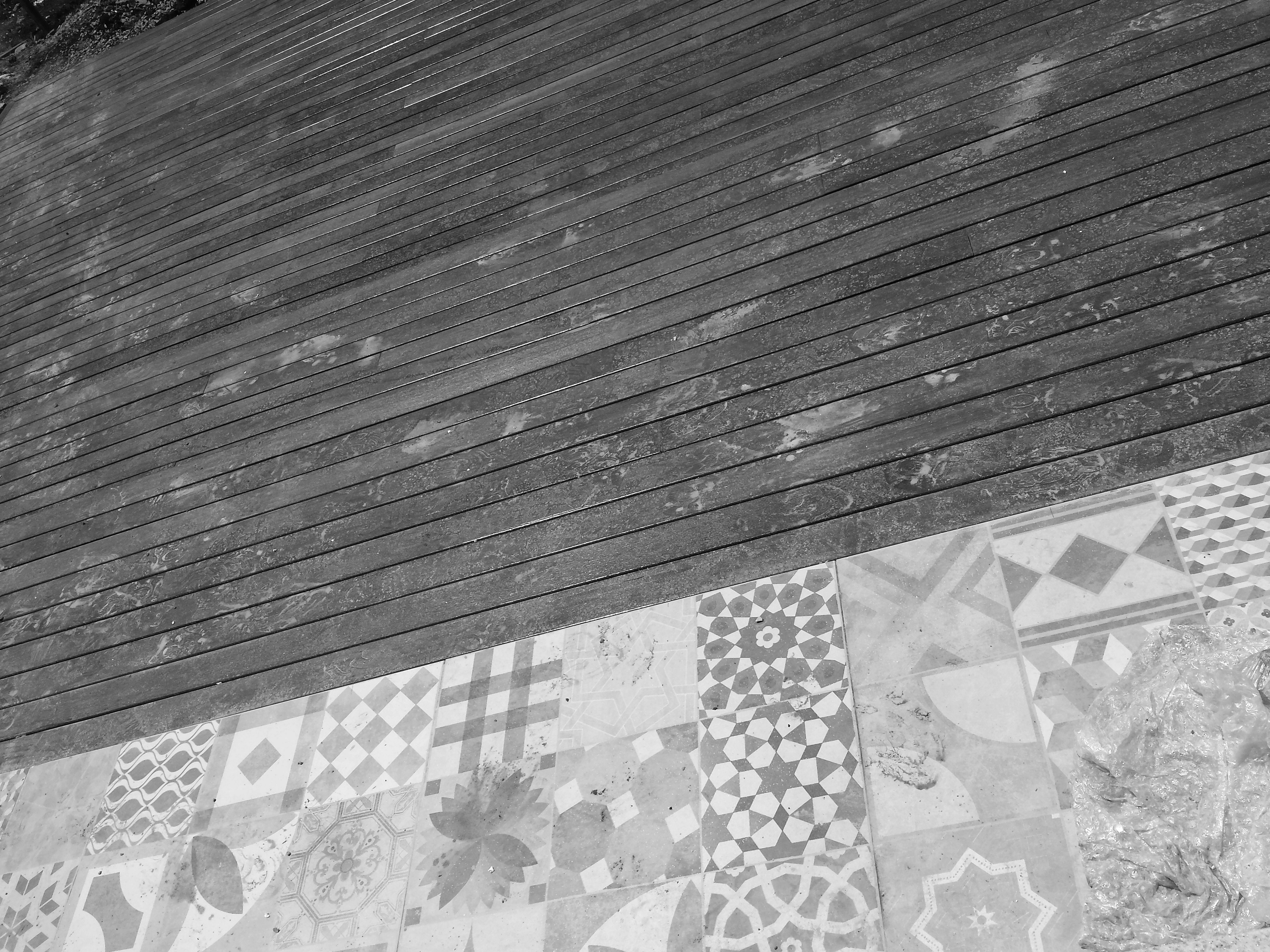 deck externo