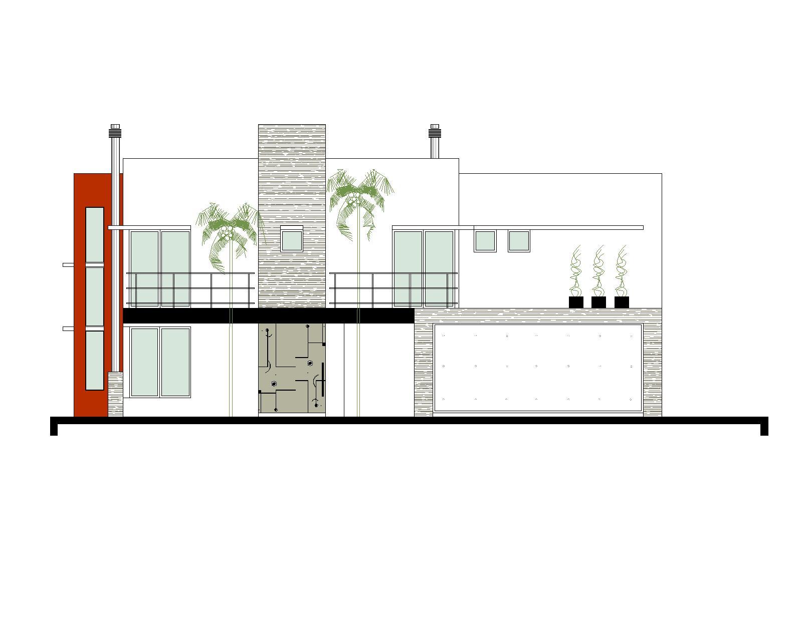 Projeto - Fachada Frontal