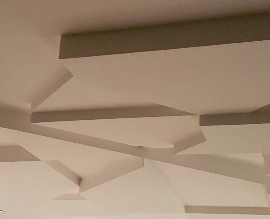 arte no teto