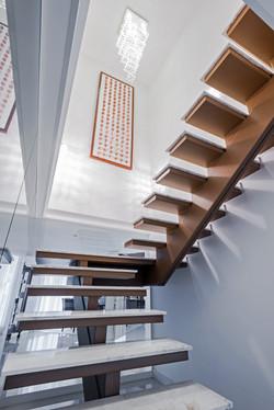Hall da escadaria