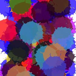 Colors rain ...