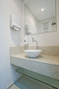 Ambiente: lavabo depois
