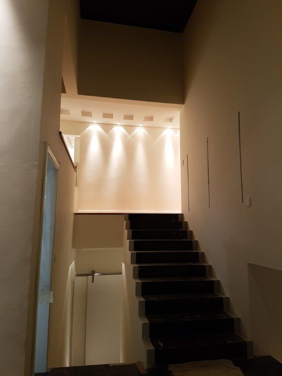 já temos efeito de luz!