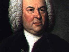 Sol menor. Bach