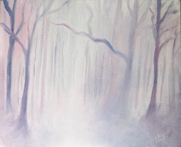"""branching light"" (2019)"