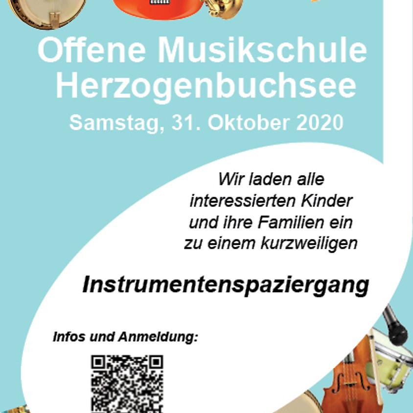 Tag der offenen Tür der Musikschule Herzogenbuchsee