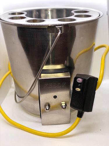 Kelly Regulated Heated Bucket