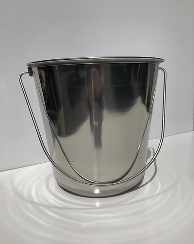 Stainless Steel 16 QT bucket