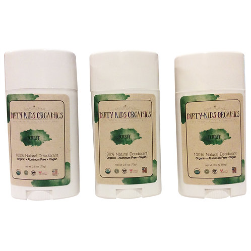 Forest Deodorant - 3 pack