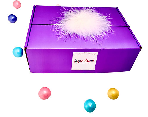 Bath Bombs For Girls Kids -Surprise Unicorn, Mermaid Rainbow Bubble Bath Bomb Gi
