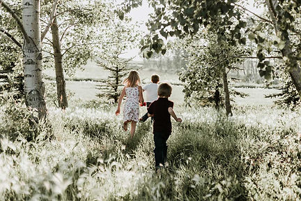 kids hygiene deodorant forest
