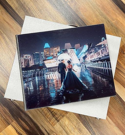 12X15 Custom Album (10P) & Briefcase