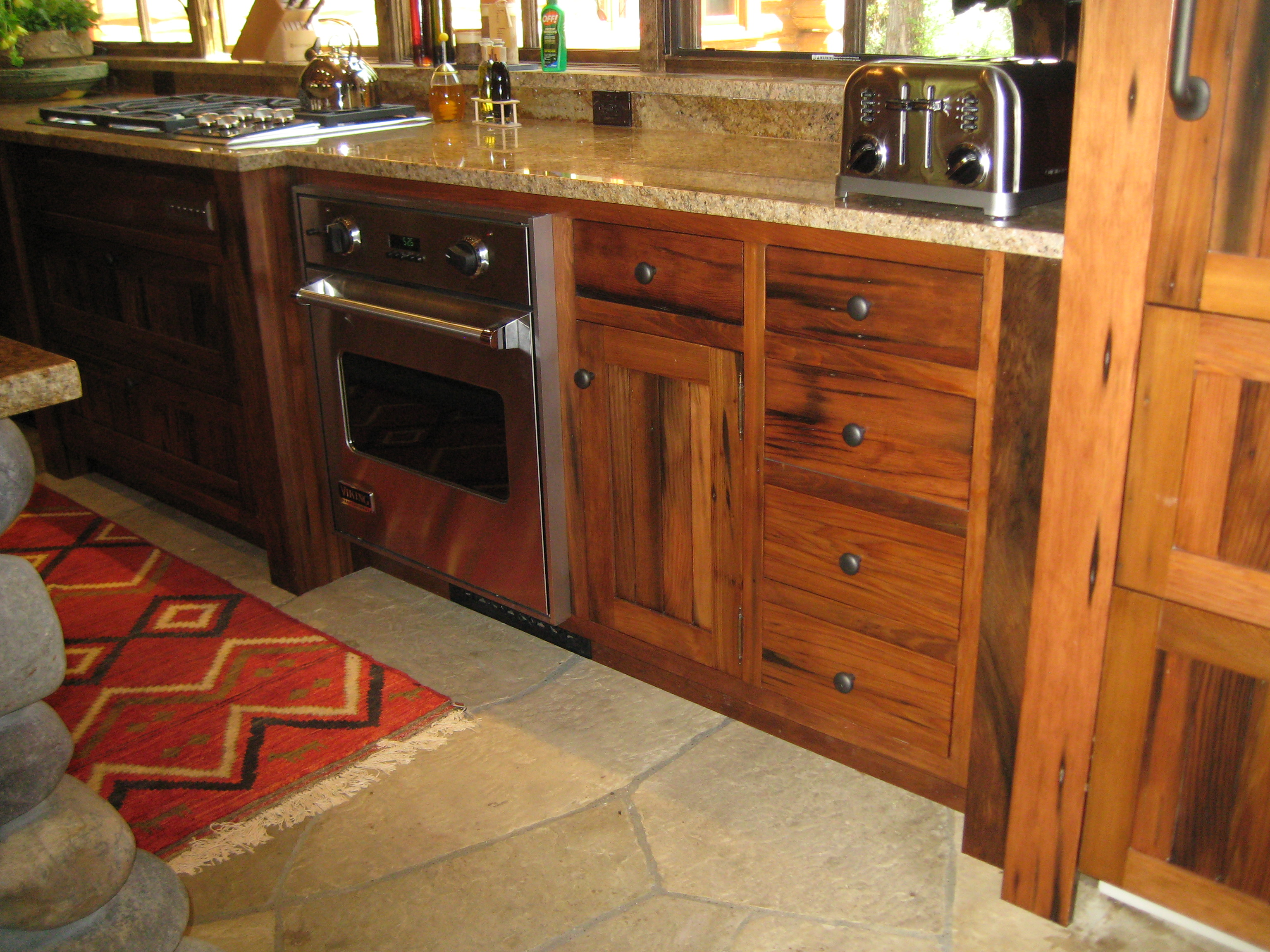 Kitchen 2010, Kitchen Cabinets