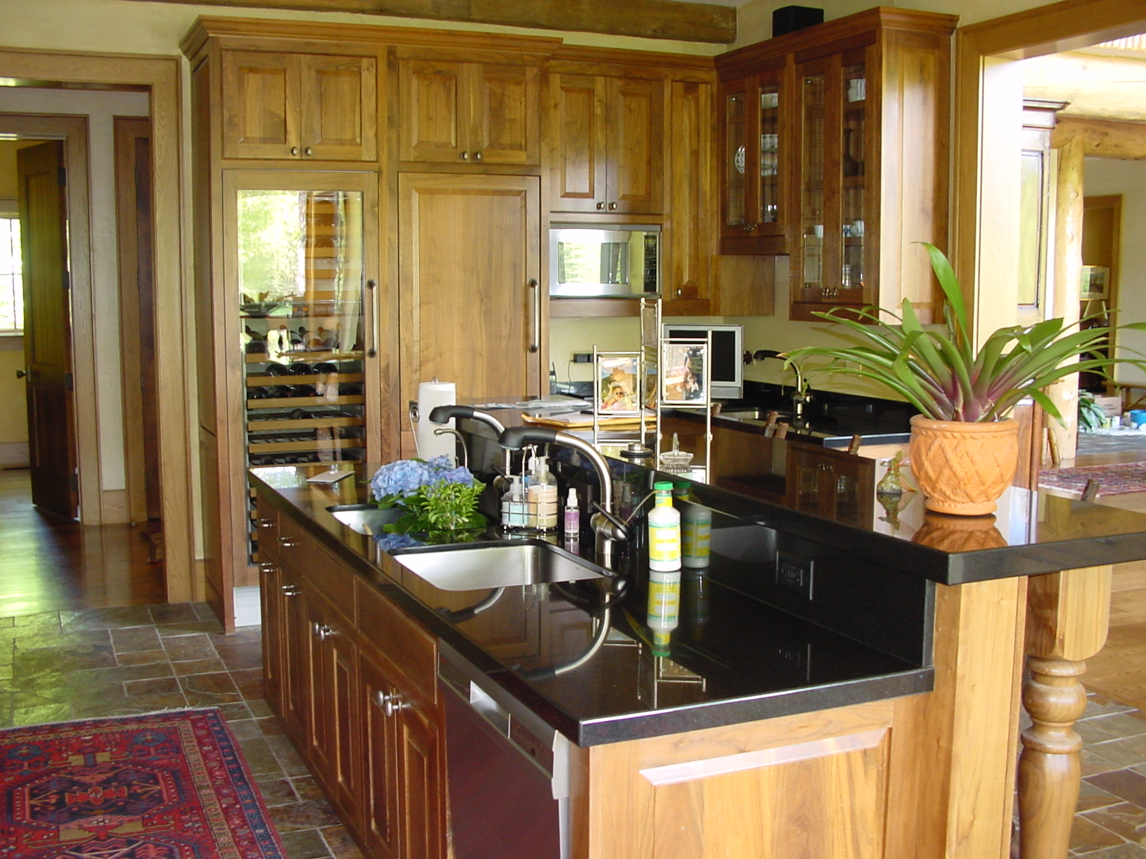 Kitchen 2006, Kitchen Cabinets