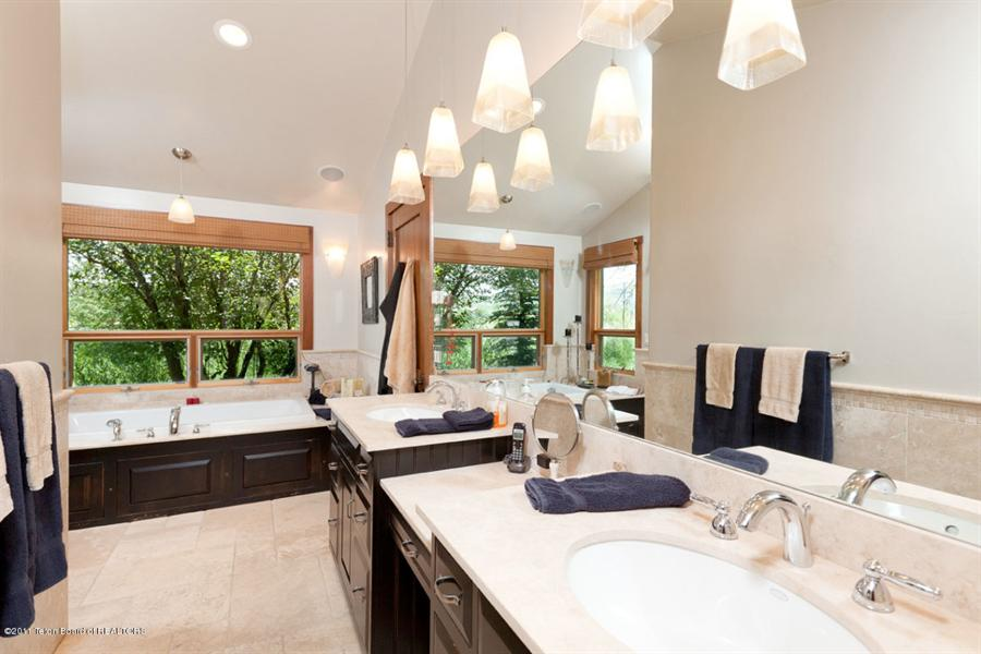 Bathroom Remodel, Jackson Wyoming