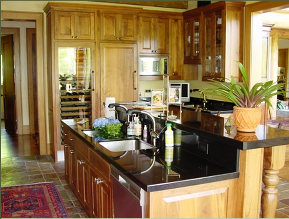 Kitchen 2002, Kitchen Cabinets