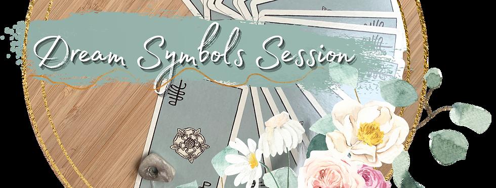 Dream Symbols Session