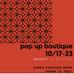 松屋銀座本店、期間限定POPUPBOUTIQUEにて販売いたします