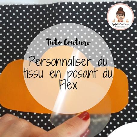 Tuto apprendre à poser du Flex - Projet