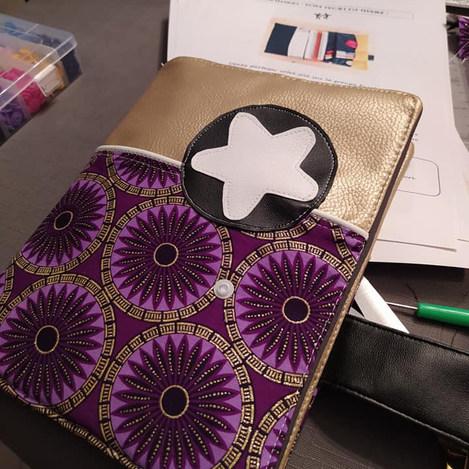 Pochette Kenny - Patron Projet Couture