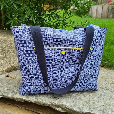 Patron du sac Lily - Projet couture