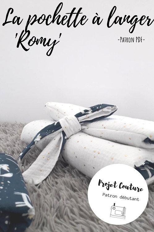 La pochette à langer Romy