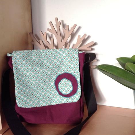 patron sac oriane - pdf projet couture