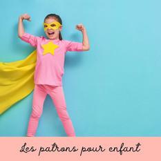 Patron de couture pour enfant - pdf et e