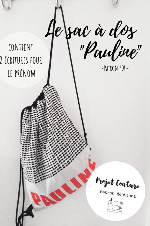 """Sac à dos """"Pauline"""""""