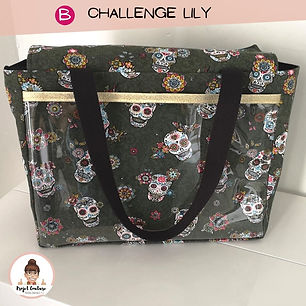 Patron Projet couture - sac Lily