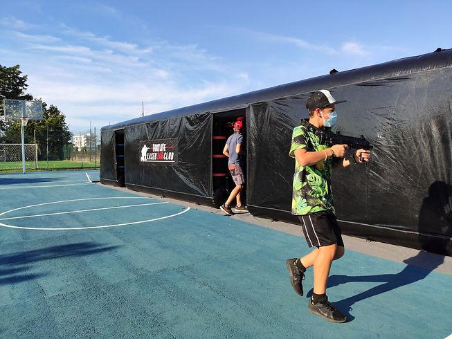 lasergame lasertag centri sportivi
