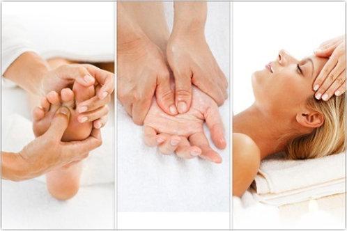 2 h - Massage Californien Bien-Être aux Huiles Essentielle + Réflexologie