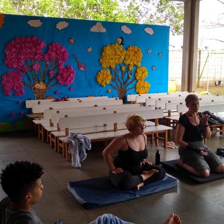 Integração, Autoconhecimento e Meditação