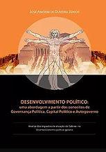 Capa do livro Desenvolvimento politico J