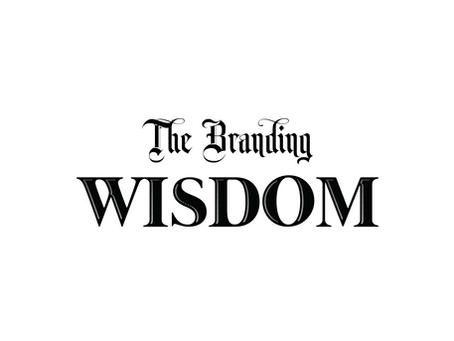 The wisdom of branding
