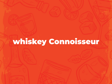 Yes, the art director needs to have a whiskey Connoisseur talent to be a great leader.