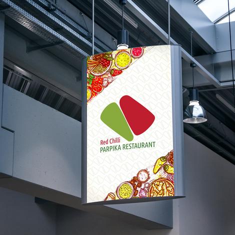 Indoor Advertising Poster