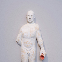 Man Uncomfortable I, 2006