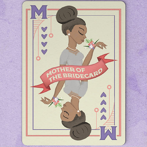 Mother of the Bride - African American